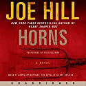 Horns: A Novel Audiobook by Joe Hill Narrated by Fred Berman