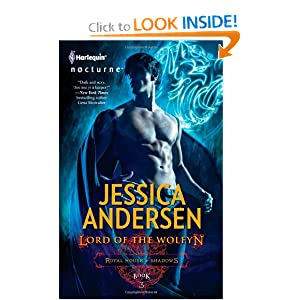 Lord Of The Wolfyn - Jessica Anderson