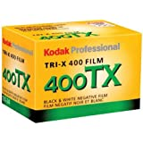Kodak Professional TRI-X 400/400TX 35mm Black-and-White Film, 24-Exposure Roll