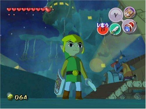 Zelda : The Wind Waker (edition Limitee)   [jeu Vidéo Nintendo Gamecube]