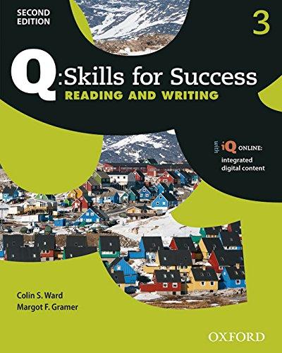 Q Skills for Success: Q Skills 3 R&W Sb Pack 2Ed (Otros)