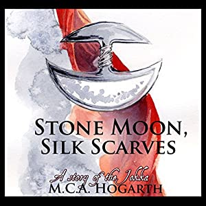 Stone Moon, Silk Scarves Audiobook