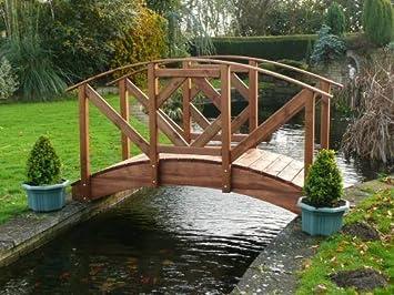 Japanese Style Garden Bridge (6ft Japanese)