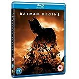 Batman Begins [Blu-ray] [2005] [Region Free]by Christian Bale