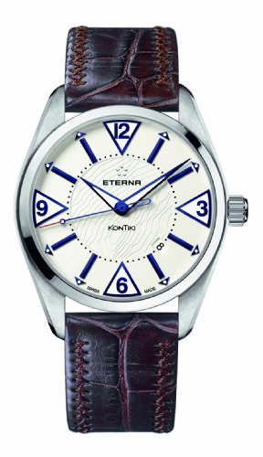 Eterna Men's 1220.41.63.1183 Automatic Kontiki Date Watch