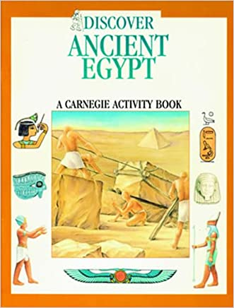 Discover Ancient Egypt: A Carnegie Activity Book (Carnegie Museum Discovery Series)