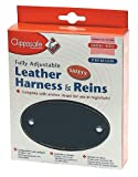 Clippasafe Leather Harness (Navy)