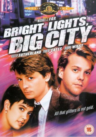 Bright Lights Big City [DVD]