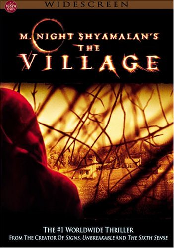 51DS3WMWZQL The Village (2004)   Film Review