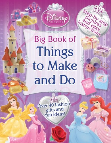 Disney Princess Craftbook (Disney Craft Book)