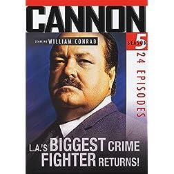 Cannon/ Season 5