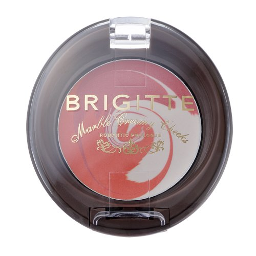 BRIGITTE マーブルクリーミィチークス OR-1オレンジ:SHO-BI