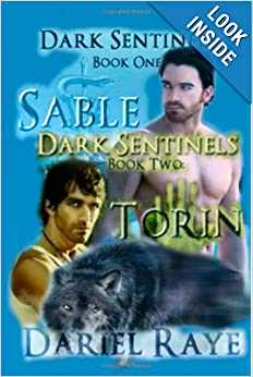 """Dark Sentinels One and Two"" Paperback"