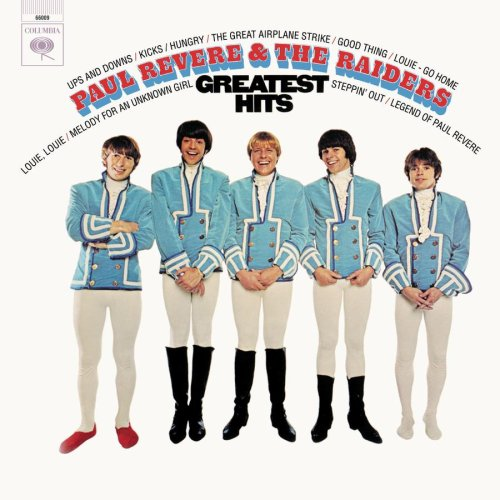 Paul Revere and The Raiders - Paul Revere And The Raiders Greatest Hits - Zortam Music