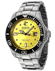 Invicta Men's 6866 Reserve Collection Automatic Diamond Accented Stainless Steel Watch