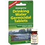 Coghlan's 7620 Drinking Water Tablets