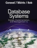 img - for Database Systems: Design, Implementation, and Management (with Premium WebSite Printed Access Card and Essential Textbook Resources Printed Access Card) book / textbook / text book