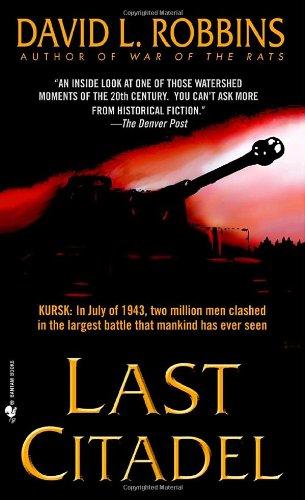 Last Citadel - David L. Robbins
