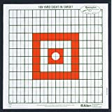 Remington Grid Style 100 Yard Sight-In Target (17906)
