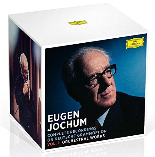 Jochum - Complete Recordings on DG, Vol. 1 Orchestral Works [42 CD] (Brahms Symphonies Jochum compare prices)