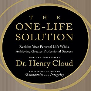 The One-Life Solution Audiobook
