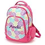 aBaby Bloom Backpack, Name Amelia