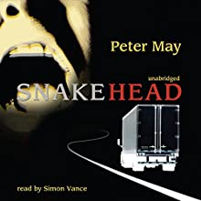 Snakehead Audiobook by Peter May Narrated by Simon Vance
