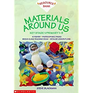 Materials Around Us; KS1