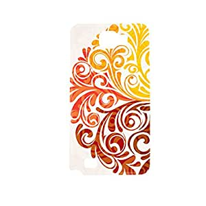 Swirling Case For Samsung Galaxy Note 2