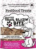 FeelGood Trail Blazing Bitz Grain-Free Goat Liver Recipe
