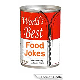 World's Best Food Jokes (English Edition)