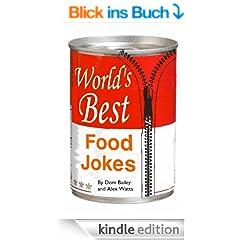 World's Best Food Jokes (English Edition)