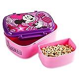 Disney Minnie Mouse Snack Box