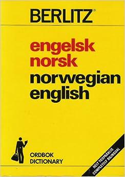 norwegian to english translation