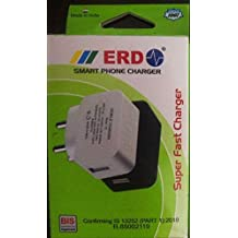 Kalaa ERD 5V-2Amp Super Fast Charger For Samsung Galaxy Tab 3,Galaxy Note 2, Galaxy Note 3, All Smart Phones (...