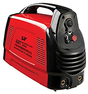 BESTIM WELDING MACHINE MIG-130 NO GAS WELDER Auto Darkening HELMET from BESTIM