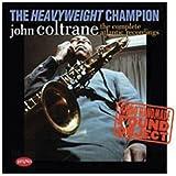 Heavyweight Champion: Complete Atlantic Recordings [12 inch Analog]