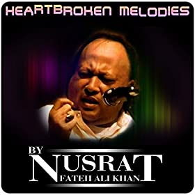 Heartbroken Melodies by Nusrat Fateh Ali Khan