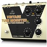 Behringer VT999 Classic Vacuum Tube Overdrive - Electronics