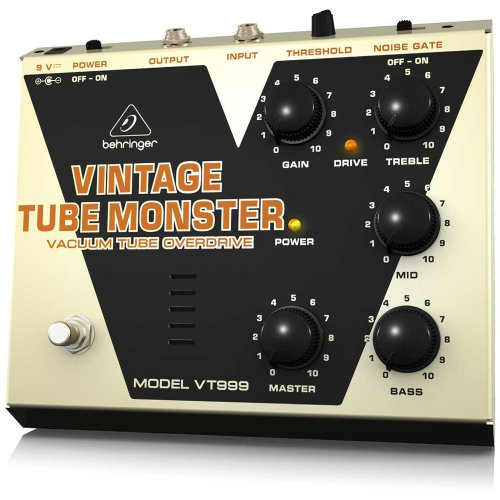 Behringer Vintage Tube Monster Vt999 back-33542