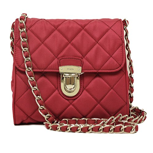 Prada BP0623 Hot Pink Tessuto Impuntu