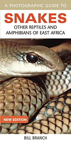 Photographic Guide to Snakes (Photographic Guides)
