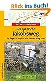 Bruckmanns Radf�hrer Der Spanische Jakobsweg
