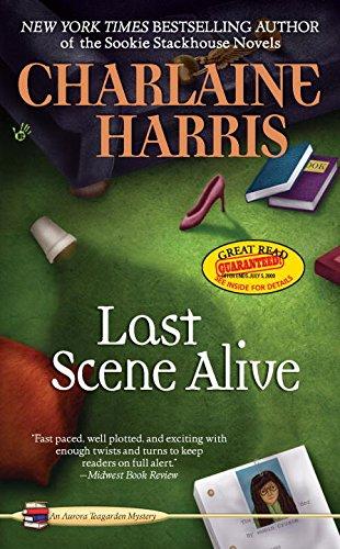 Last Scene Alive (Aurora Teagarden Mystery)