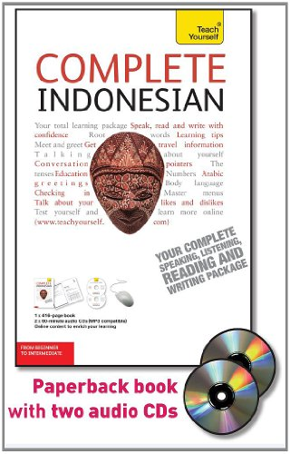 Complete Indonesian with Two Audio CDs: A Teach Yourself...