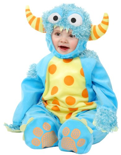 Charades Mini Monster Baby Costume