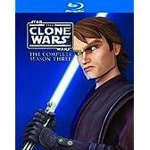 スター・ウォーズ:クローン・ウォーズ 〈サード・シーズン〉コンプリート・ボックス [Blu-ray]