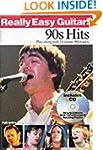 Really Easy Guitar: 90's Hits (Kalmus...