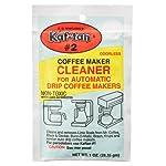 KAF-TAN #2 Coffeemaker Cleaner/De-limer, 1 Ounce Bottle from Tops MFG. CO., Inc.