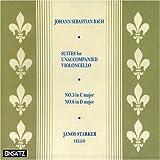 バッハ:無伴奏チェロ組曲第3&6番